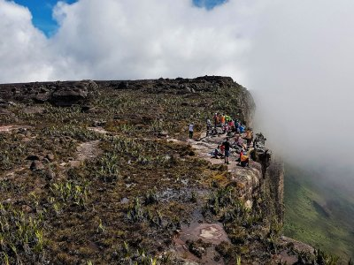 Conquer the world's highest tepui in Caracas