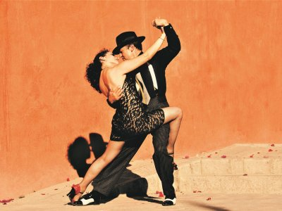 Take an Argentine tango class in Buenos Aires