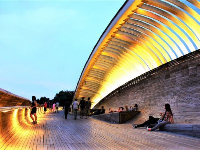 Take a Henderson waves bridge walk in Singapore