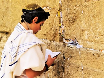 Write a letter to the God in Jerusalem