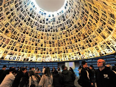 Visit the world's biggest Holocaust museum in Jerusalem