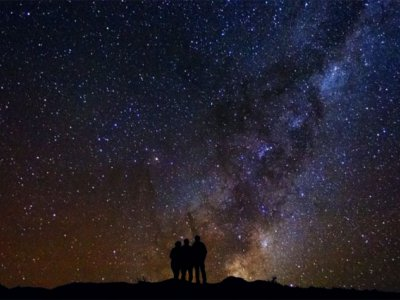 Go stargazing in La Serena