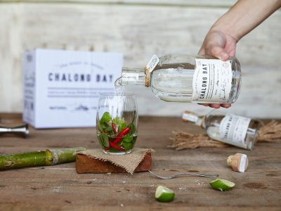 Try local Chalong Bay rum in Phuket