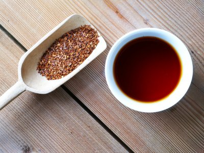 Try rooibos in Cape Town