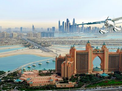 Fly on a Seaplane in Dubai
