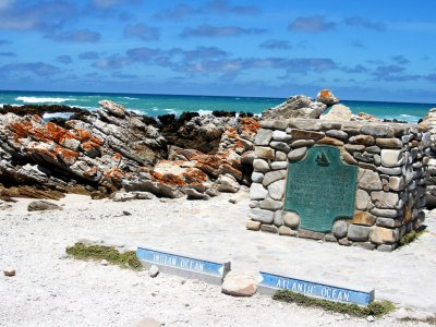 Visit the place where two oceans meet in Cape Town