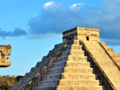 Become a witness of the Kukulkan phenomenon in Cancun