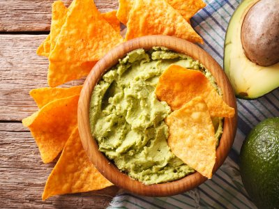 Taste guacamole in Mexico City