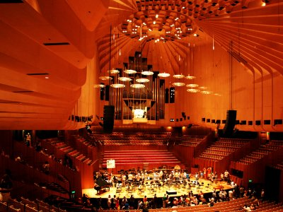 Go to the opera in Sydney Opera House in Sydney