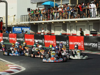 See the Rotax MAX Challenge in Al Ain