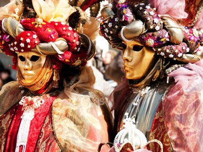 Take part in Venice Carnival in Venice