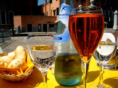Try spritz in Venice