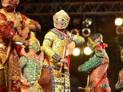 See a Khon Theater Performance in Bangkok