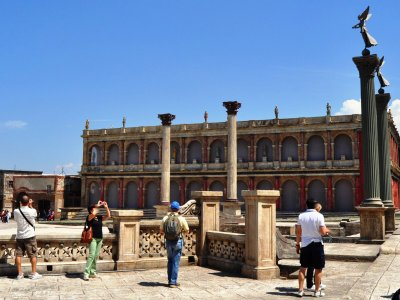Visit the Cinecitta Studios in Rome