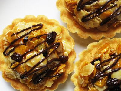 Try florentines in Florence