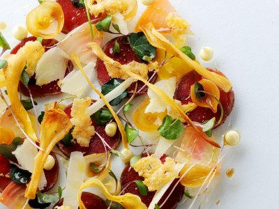 Try carpaccio at Harry's Bar in Venice