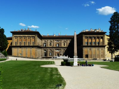 Visit Palazzo Pitti in Florence