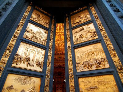 "See the ""Gates of Paradise"" in Florence"