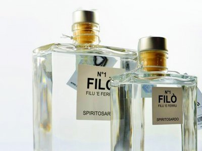Try liquor Filu 'e ferru on Sardinia