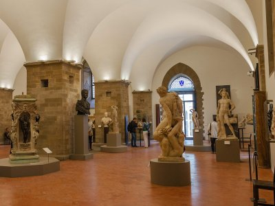 Visit the National Museum of Bargello in Florence