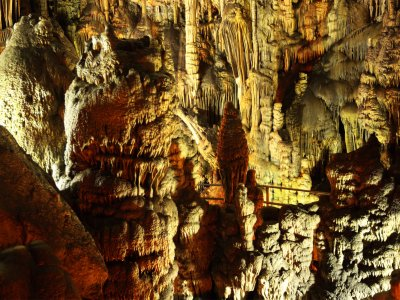 Visit the cave of Zeus on Crete