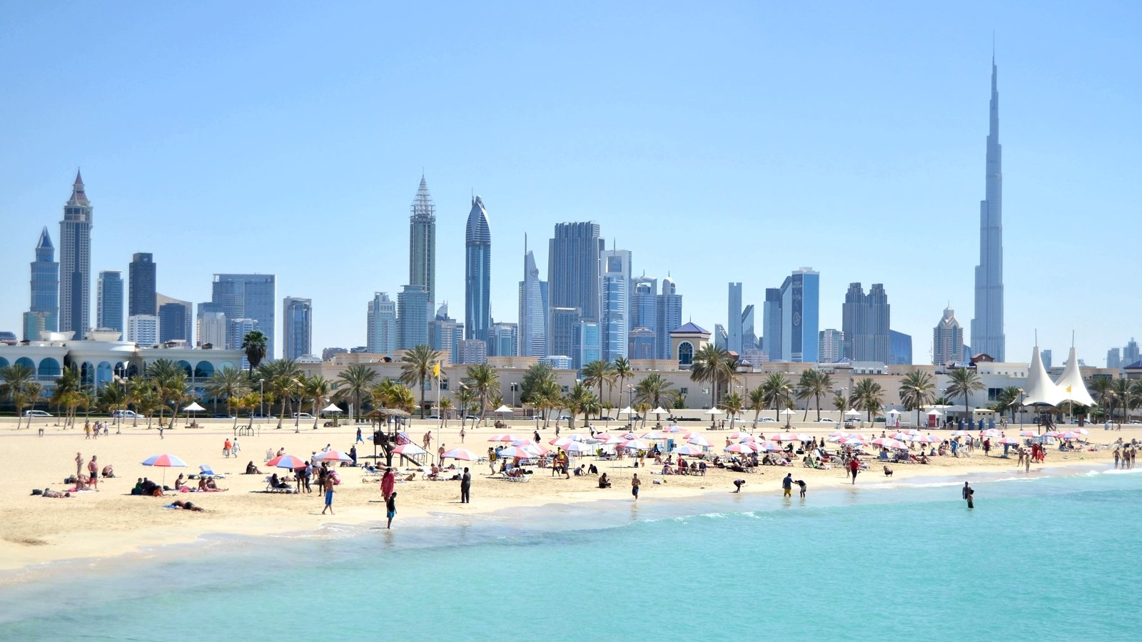 Open Beach, Dubai