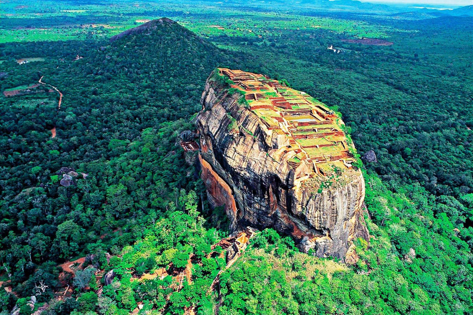 Sigiriya Lion Rock Dambulla