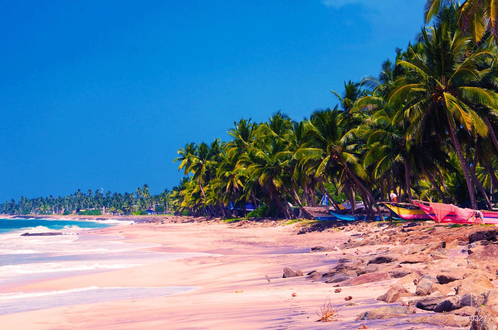 Hikkaduwa Beach, Galle
