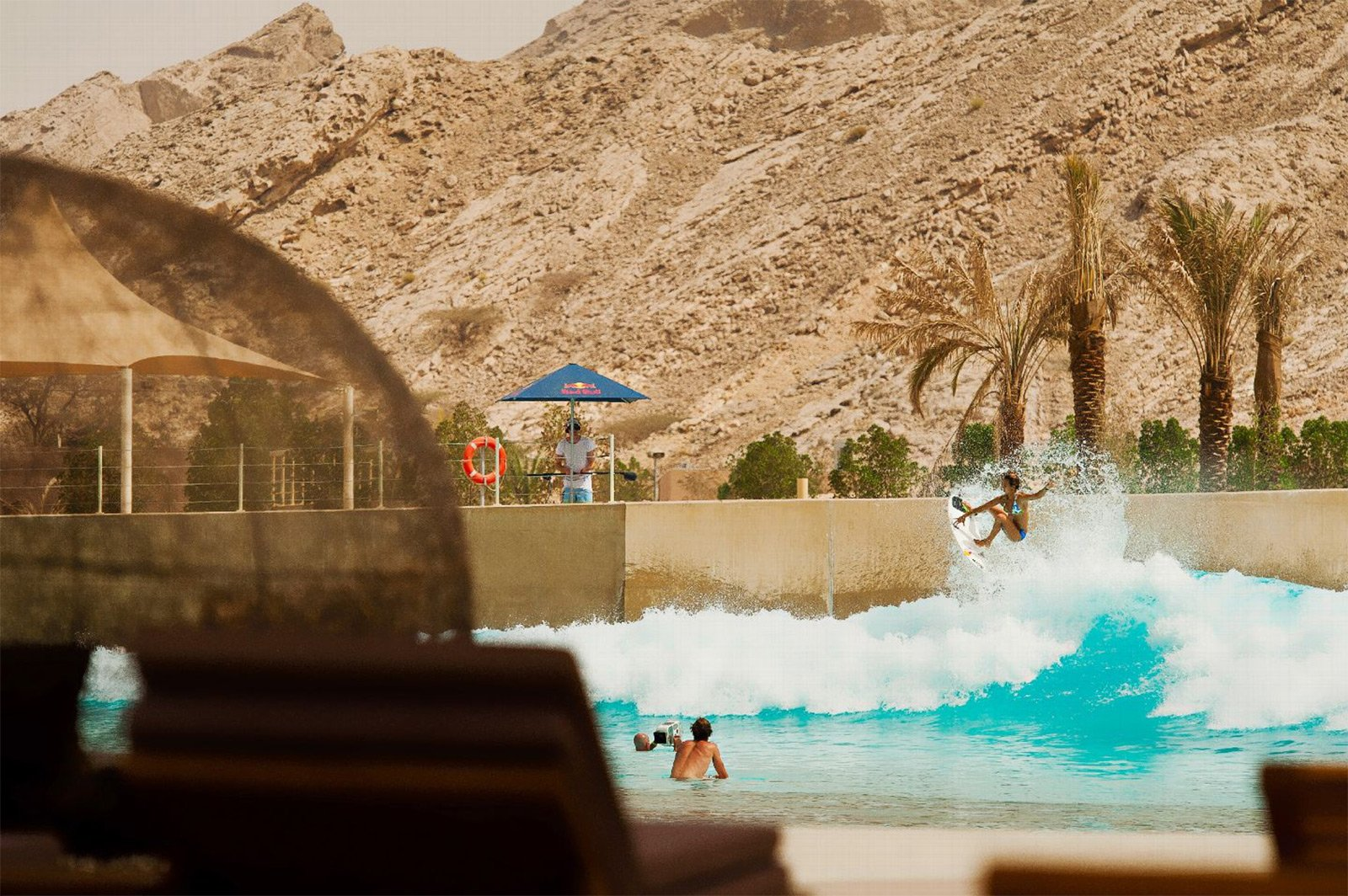Aquapark «Wadi Adventure», Al Ain