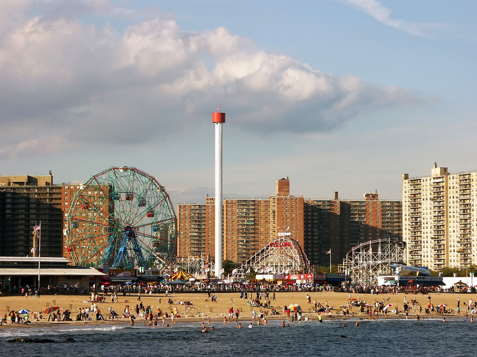 Coney Island, New York