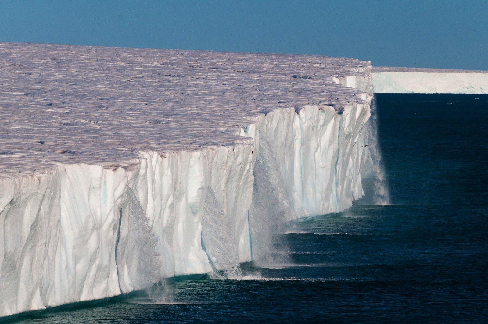 Austfonna Ice Cap Spitsbergen