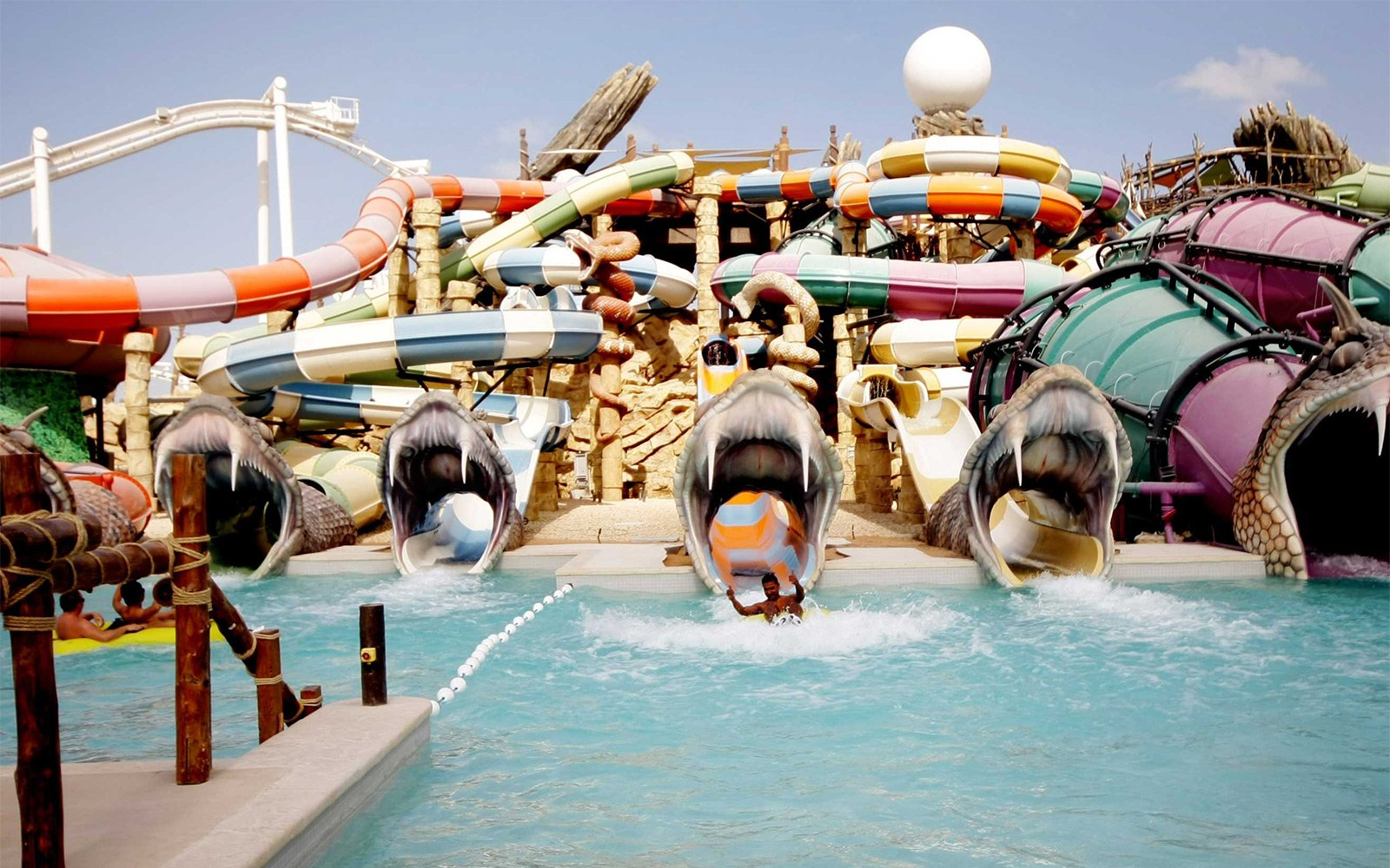Yas Waterworld Waterpark, Abu Dhabi