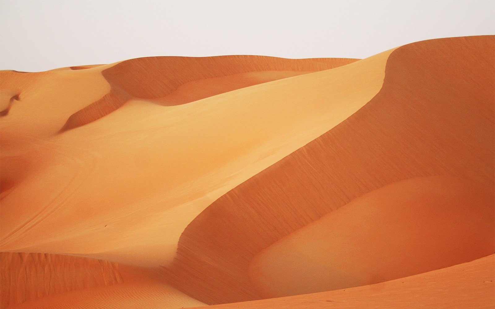 Big Red Sand Dune, Dubai