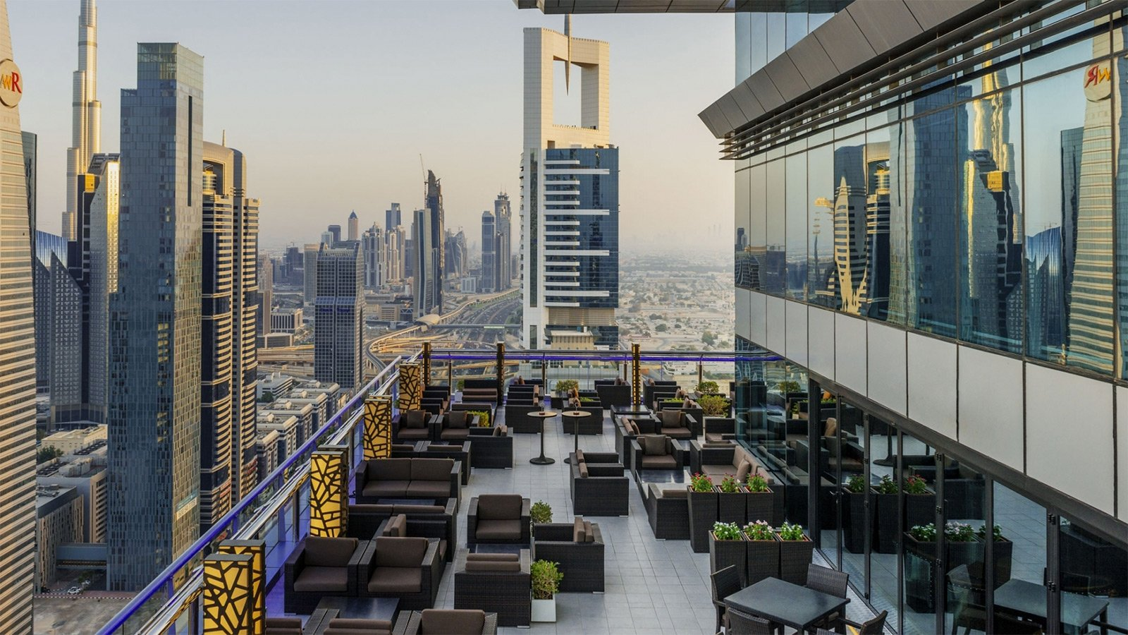 Level 43 Sky Lounge, Dubai