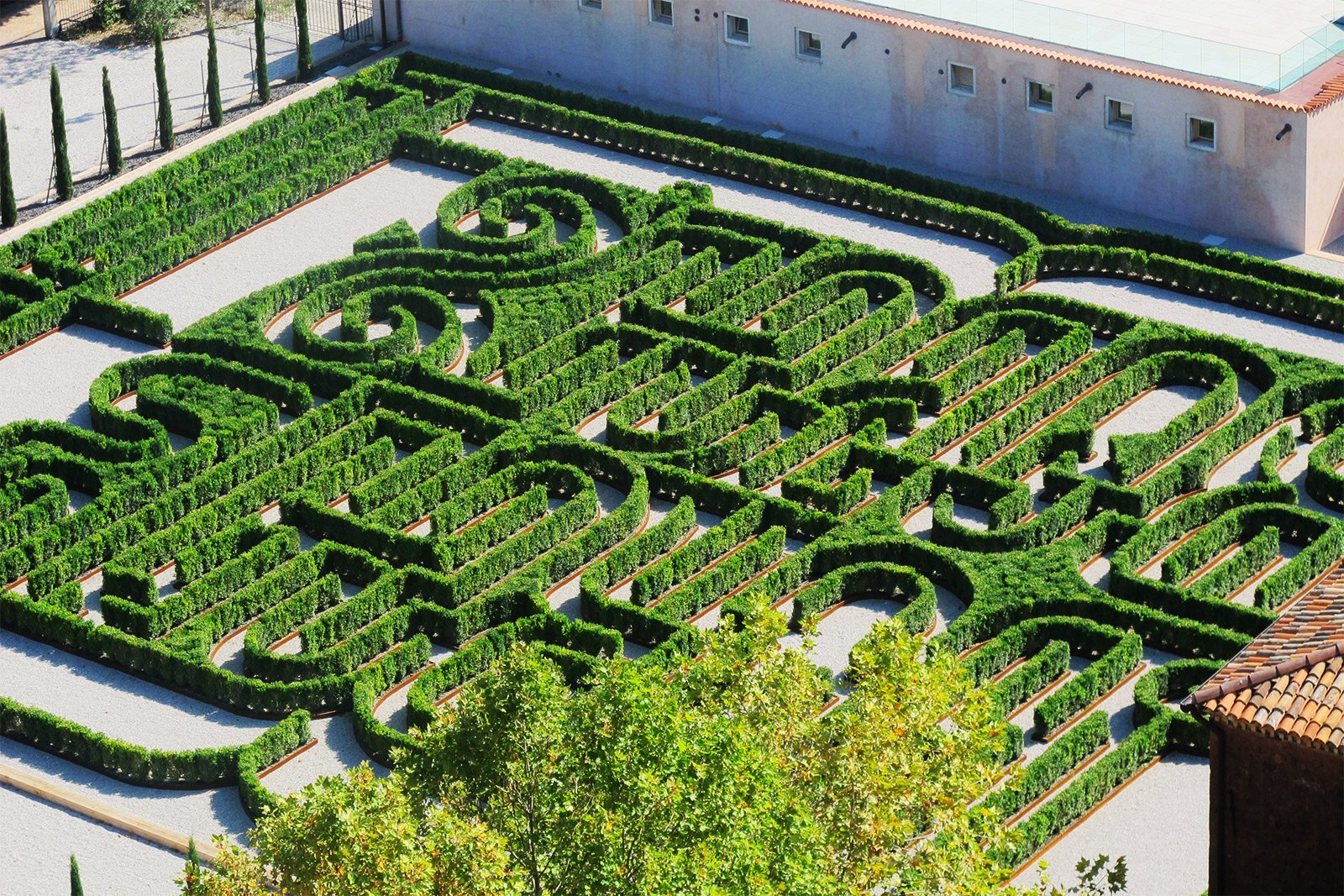 The Borges Labyrinth, Venice
