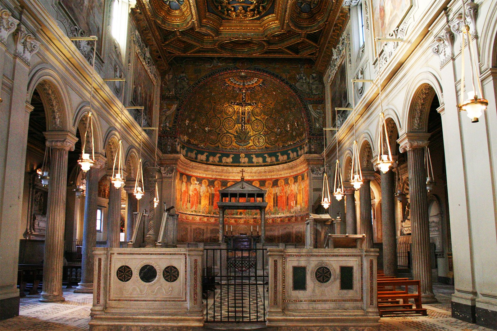 Basilica of Saint Clement, Rome