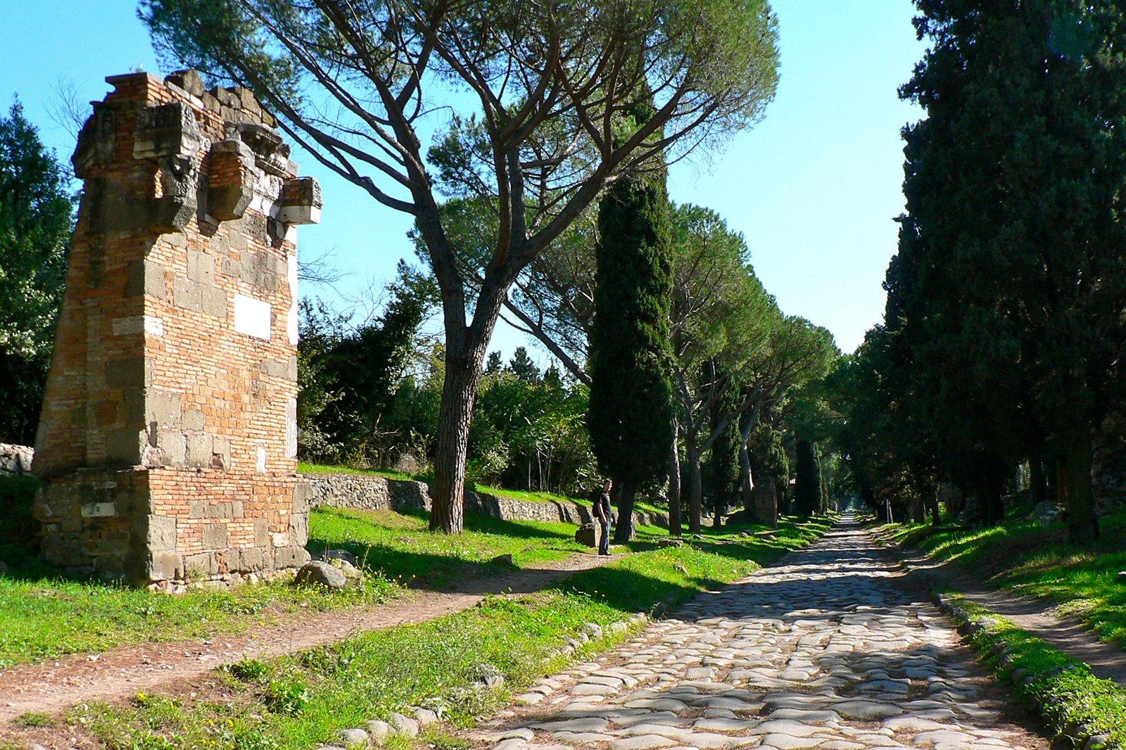 Appian Way Rome