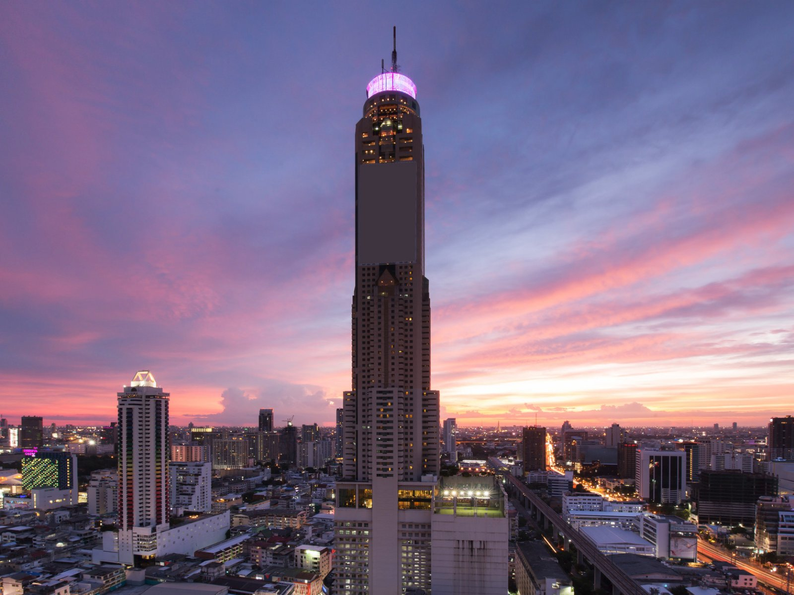 Baiyoke Sky Tower Bangkok