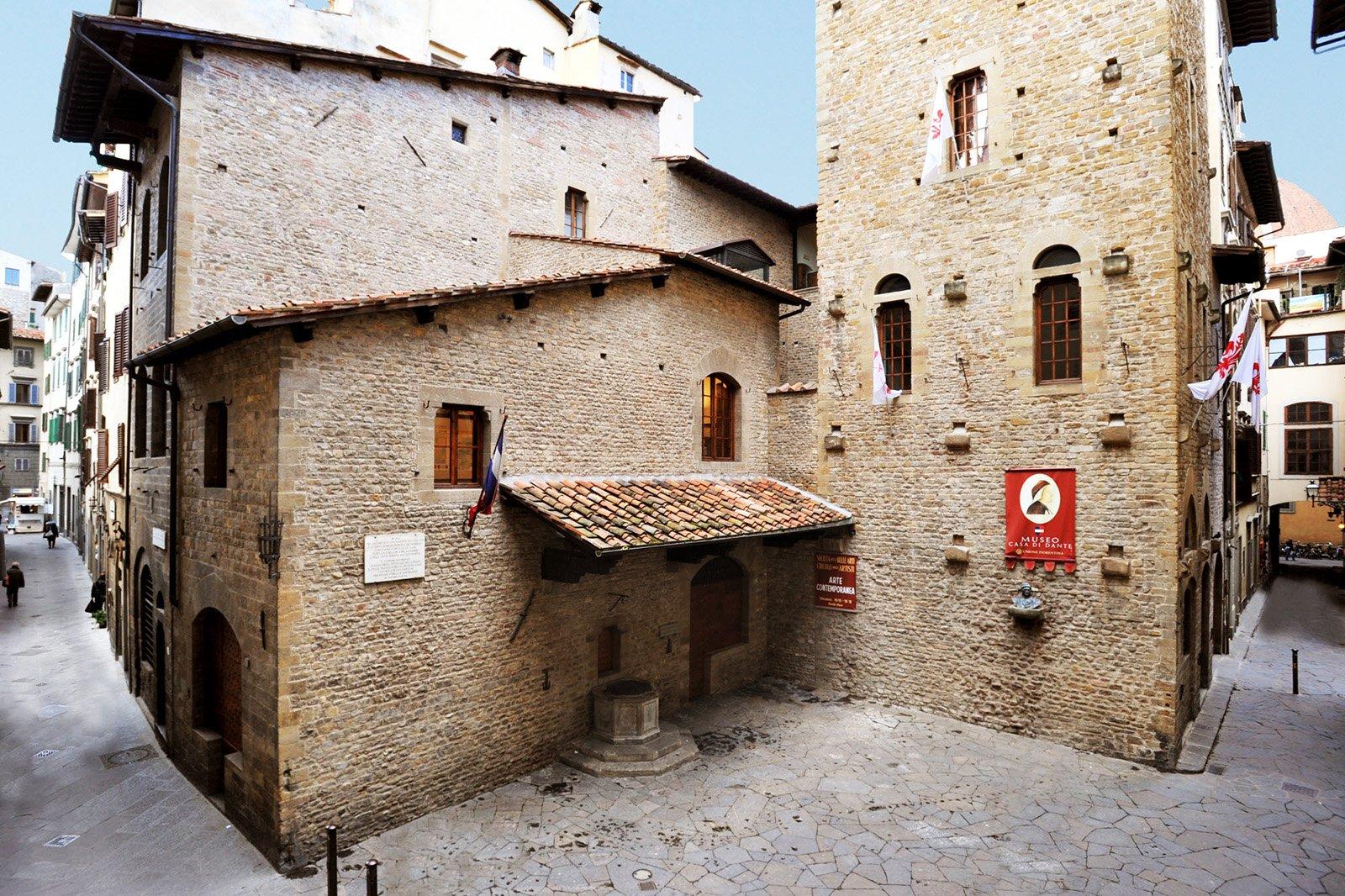 Dante Alighieri House Museum, Florence