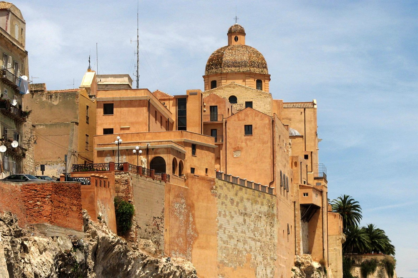 Cagliari Cathedral, Sardinia