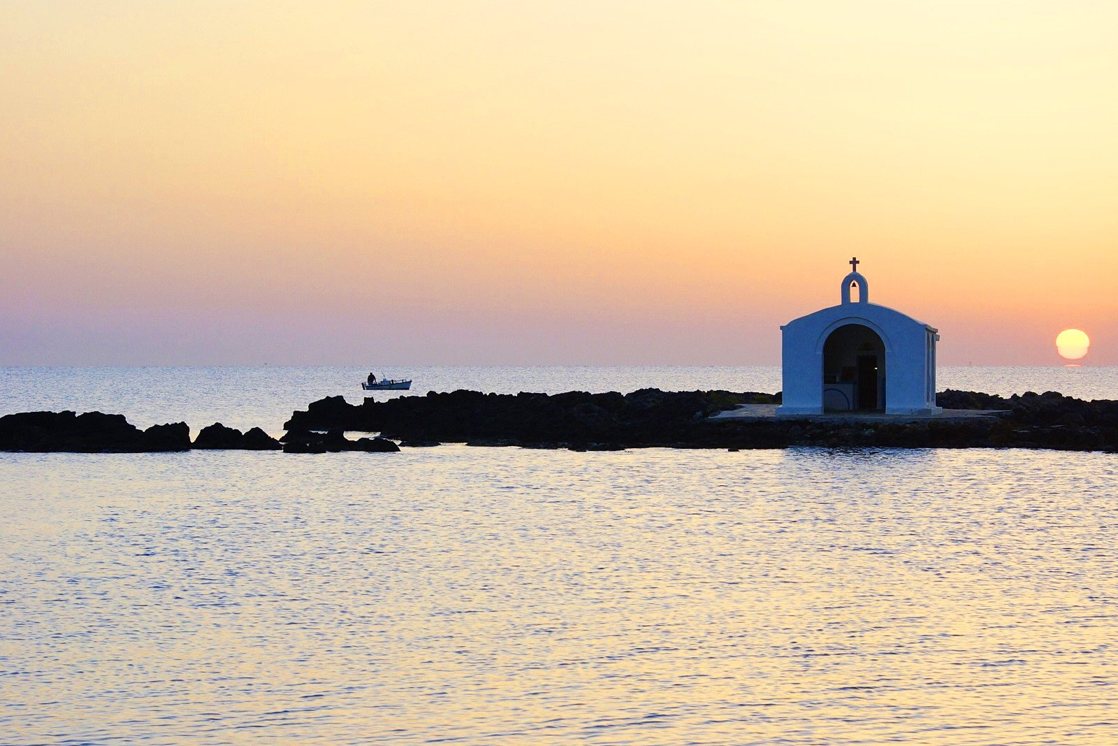 Saint Nikolas church, Crete
