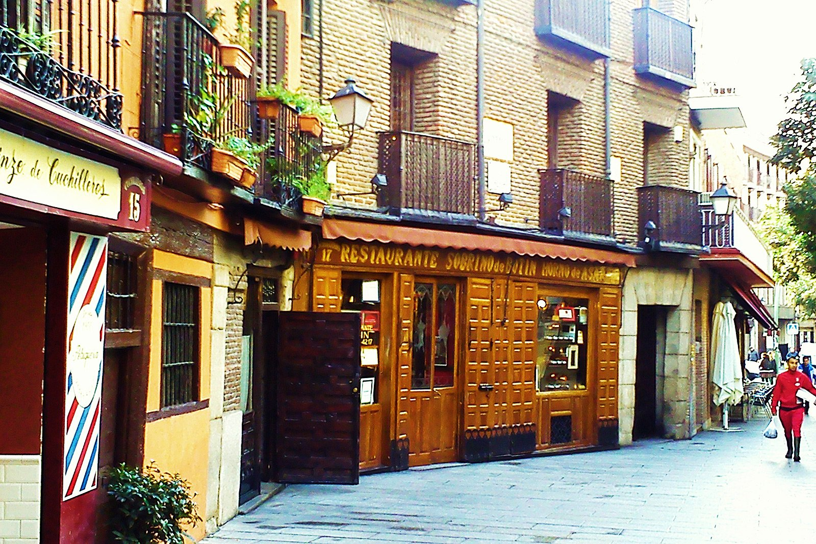 Botin Restaurant, Madrid