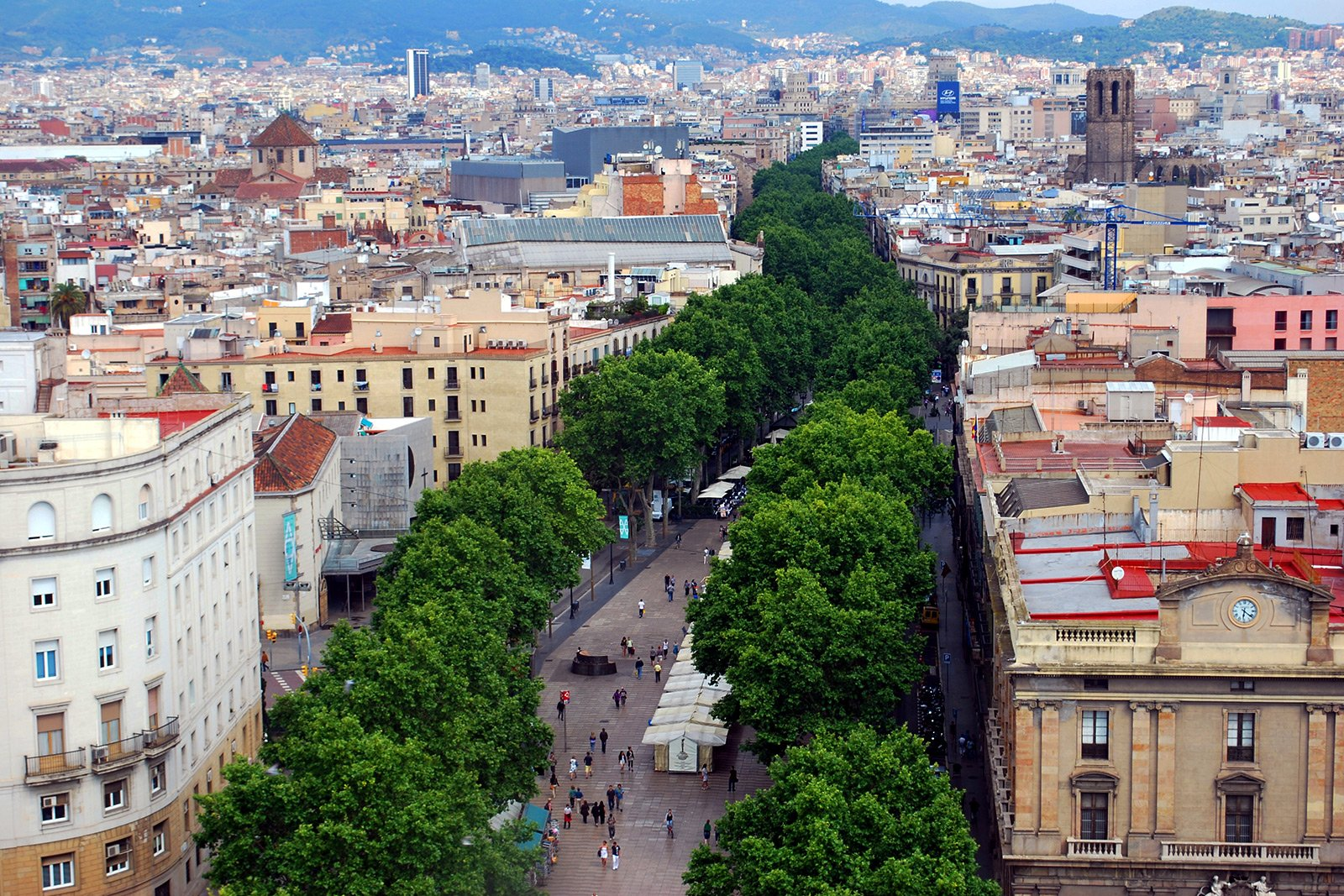La rambla barcelona - La botigueta barcelona ...