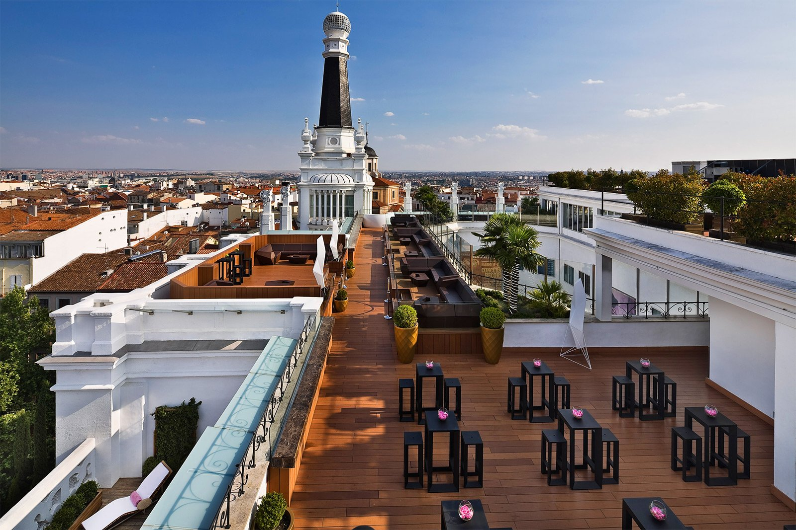 The Roof Bar, Madrid