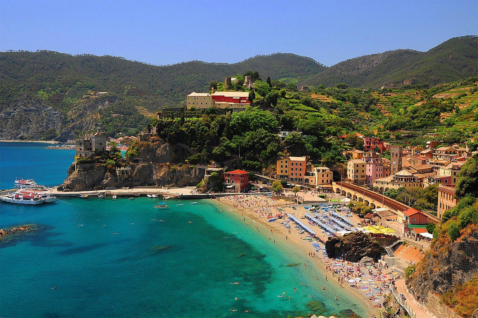 Genoa Italy Best Beaches