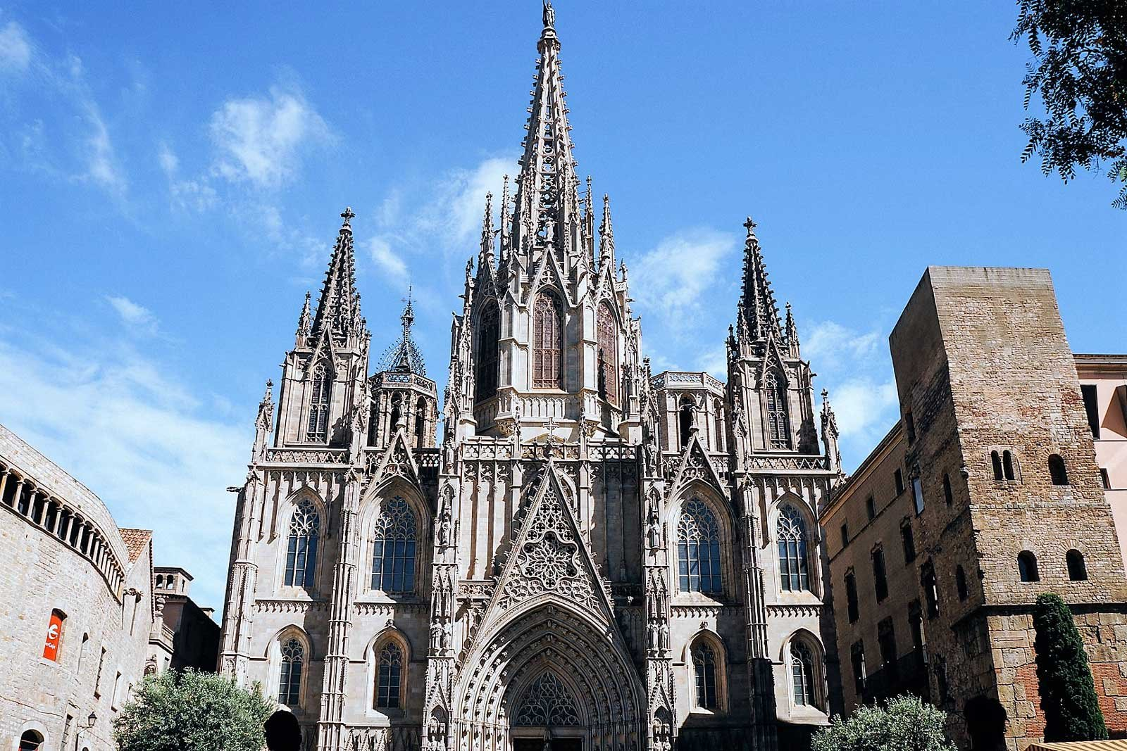 The Metropolitan Cathedral Basilica of Barcelona, Barcelona