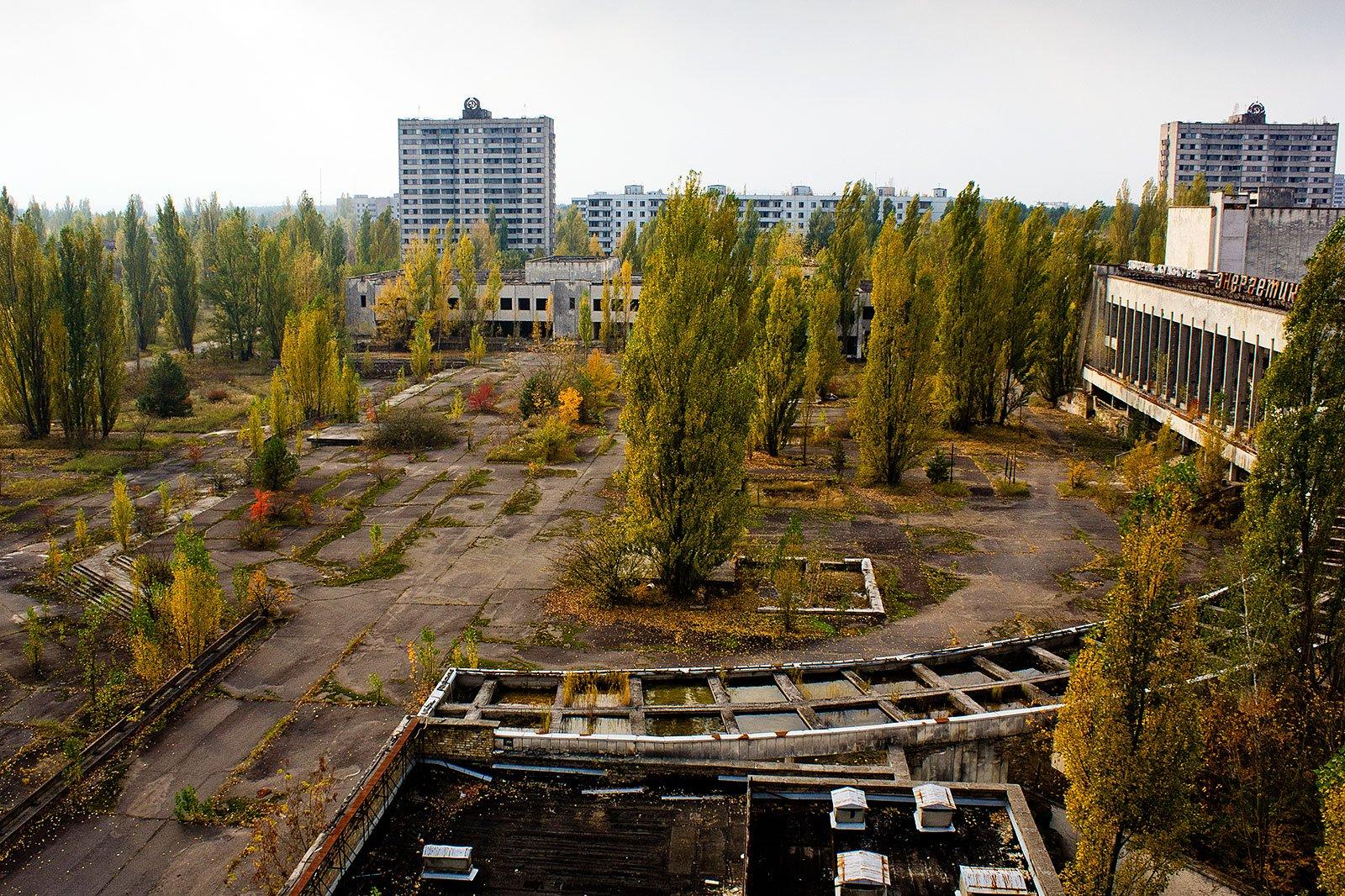 How to Visit Chernobyl forecast