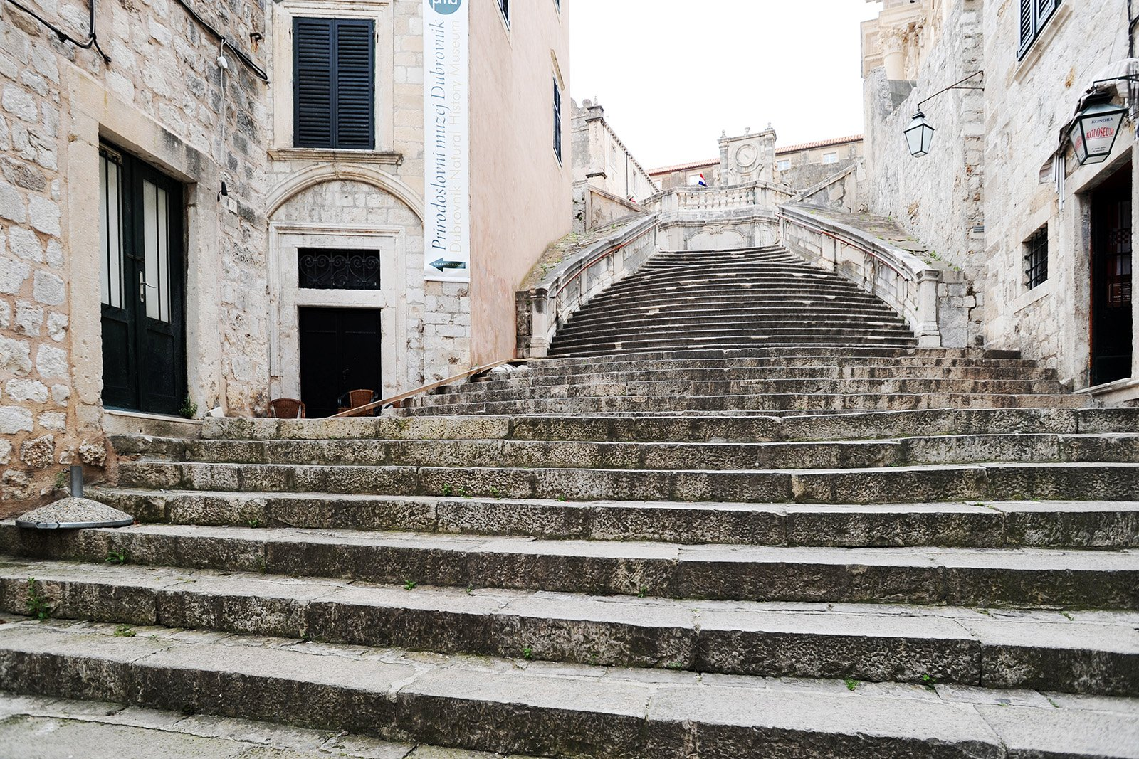 Jesuits staircase, Dubrovnik