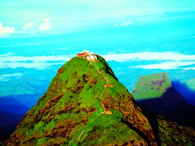 Adam's Peak in Nuwara Eliya