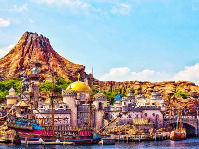 DisneySea amusement park